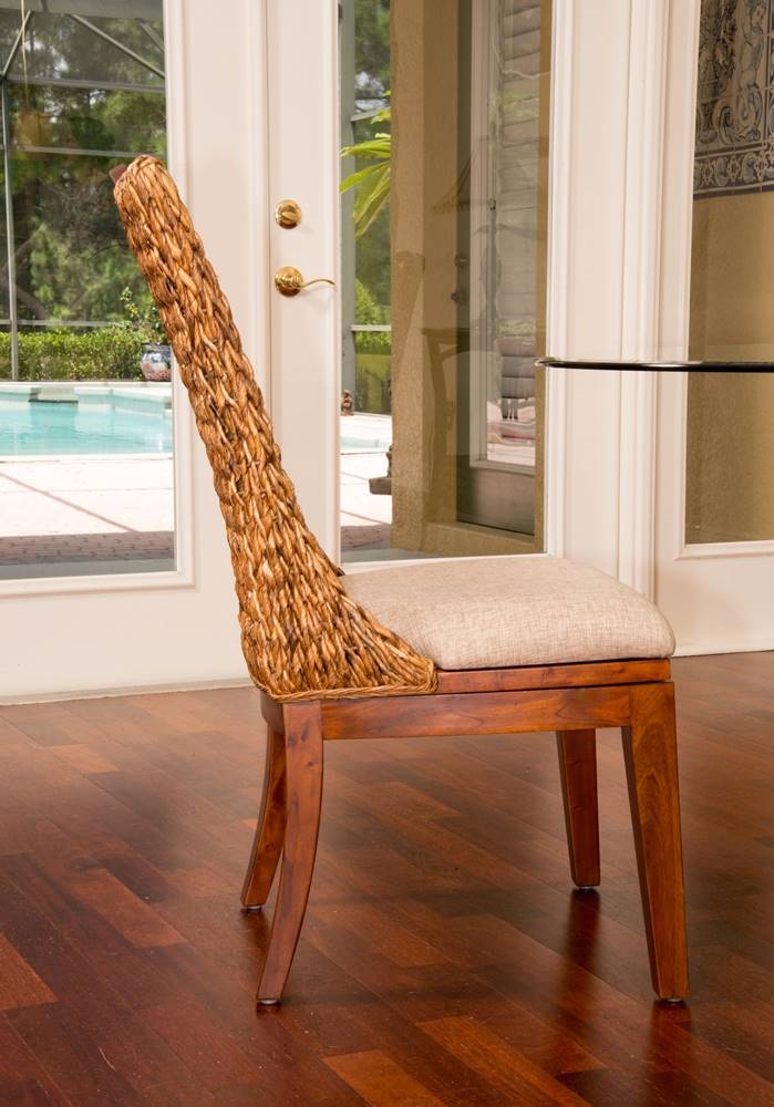 Belize Dining Chair Sienna Finish Alexander Amp Sheridan