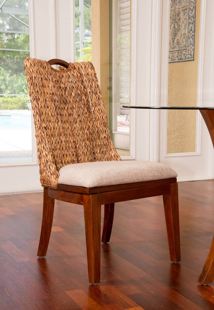 Belize Dining Chair Sienna Finish Alexander Amp Sheridan