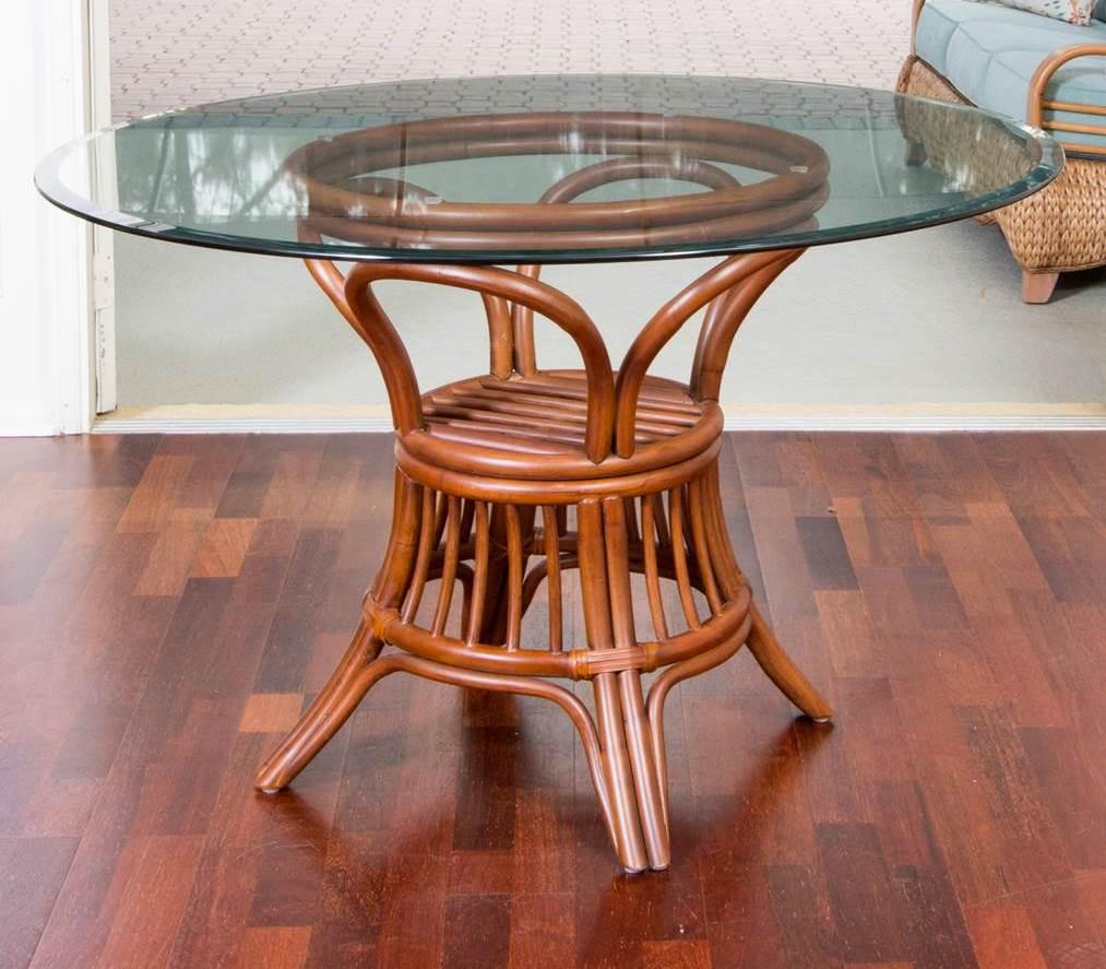 universal round dining table base sienna antique honey rustic driftwood finish alexander. Black Bedroom Furniture Sets. Home Design Ideas